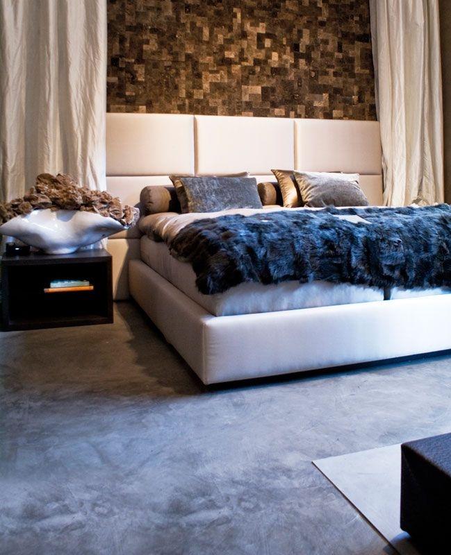 betoncire-vloer-slaapkamer
